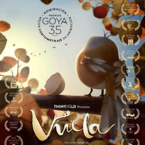 Cartel Vuela Butoni Fest 2021